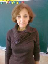Баринова Валентина Степановна