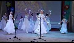"""""""Цветочная фантазия"""" танцевальный коллектив """"Радуга"""""""