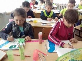 Творческие игры и занятия для детей  летних школьных оздоровительных лагерей Пролетарского района