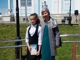 Участие в православной благотворительной ярмарке