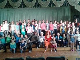 """Школьный лагерь """"Солнышко"""""""