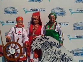 Волга-река мира. Диалог культур волжских народов