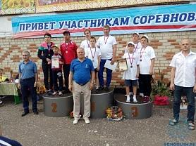 Летние сельские спортивные игры Республики Мордовия