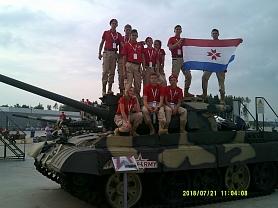 Клуб «Юный патриот»