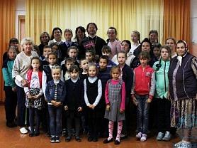 Концерт-встреча со священником Владиславом Карякиным