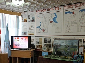 Школьный музей ждет вас