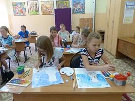 Вступительные экзамены в ДХШ № 2,2018 г.