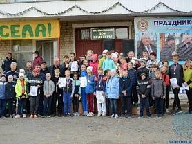 Праздник бега в День села Марьяновка Б.Березниковского района РМ