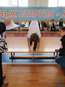 "Сдача нормативов ВФСК ""ГТО"" учащимися 11 классов"