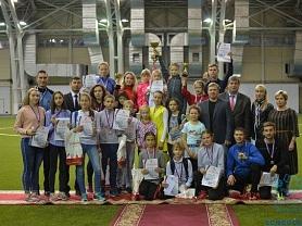 Открытый Кубок Мордовии по бегу, посвященный Дню народного единства