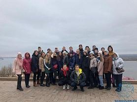 Экскурсия 9К и 11-х классов в Нижний Новгород