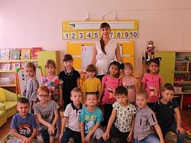 Интегрированная образовательная деятельность с использованием ТРИЗ, здоровьесберегающих технологий по развитию речи по теме «Готовимся к школе».
