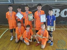 Турнир по волейболу среди команд юношей 2005-2006 г.р., посвященный памяти Шендера Анатолия Тихоновича