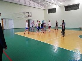 Обзор Первенства гимназии по баскетболу среди юношей