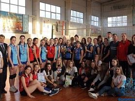 Финал Первенства Республики Мордовия по волейболу среди ДЮСШ