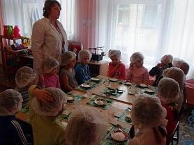 Неделя опытно-экспериментальной деятельности в детском саду.