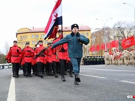 Парад Памяти (2018г, г.Самара)