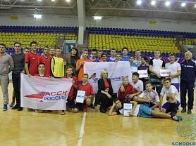 Региональный этап всероссийской футбольной акции «Уличный красава»