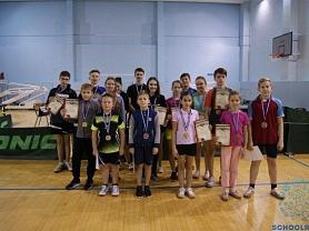 Первенство Республики Мордовия по настольному теннису