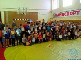 Первенство Ардатовского муниципального района по вольной борьбе