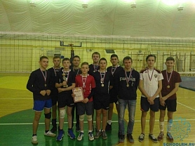 Первенство Республики Мордовия по волейболу среди юношей 2004-2005 г.р..