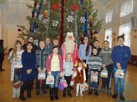 На Новогодней елке в г Саранске