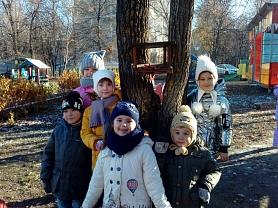 """Экологическая акция """"Синичкин день"""" 2018"""