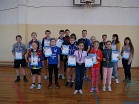 Открытое Первенство г.о.Саранск по настольному теннису