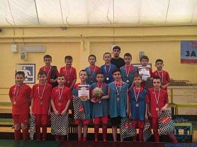 Благотворительный турнир по мини-футболу