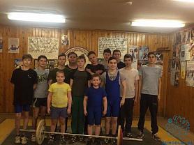 Первенство Республики Мордовия по тяжелой атлетике
