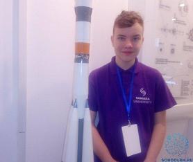 Всероссийский конкурс юных инженеров-исследователей с международным участием «Спутник»