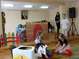 Поздравляем участников Открытого театрального конкурса для детей и юношества «Театр без границ»!