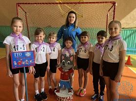 Праздник ГТО среди дошкольников