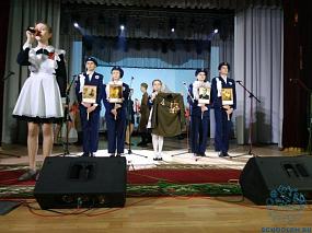 Конкурс патриотической  песни «И поет мне в землянке гармонь...»