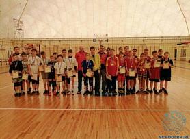 Финал Первенства РМ по волейболу среди юношеских команд