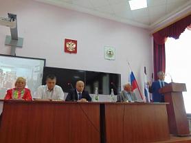 Заседание правления Большеберезниковского местного отделения  Межрегиональной общественной организации мордовского народа