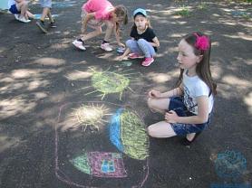 Отчет о работе пришкольного летнего лагеря с дневным пребыванием «Солнечные лучики»