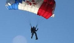 Прыжки с парашютом в аэроклубе им. Девятаева