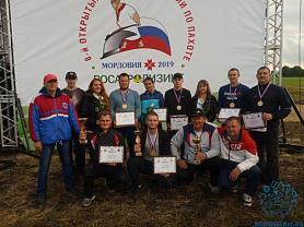 Финал Летних сельских спортивных игр Республики Мордовия 2019 года