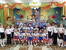 Фотоотчёт о проведении праздника 9 МАЯ - ДЕНЬ ПОБЕДЫ!