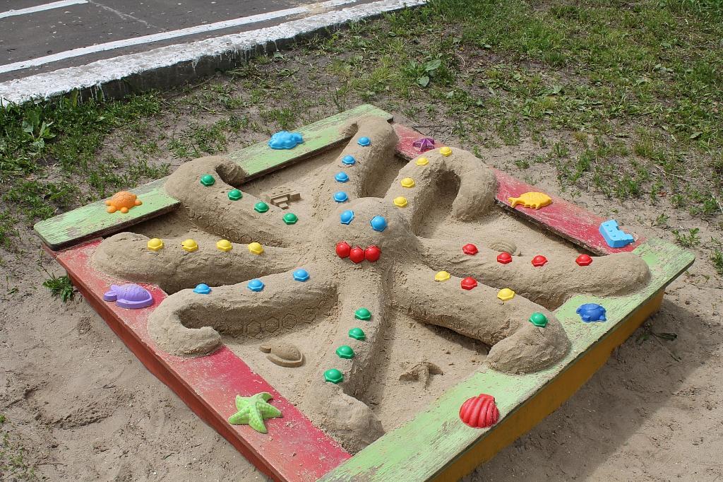 Умелые ручки: делаем поделки из песка вместе с детьми
