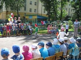 """В детском саду проходят мероприятия программы """"Безопасность на воде"""""""