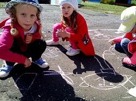 Детский сад наш очень рад вновь увидеть всех ребят!
