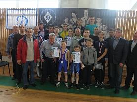 Турнир по греко-римской борьбе памяти К.А. Кокурина 2017 год.