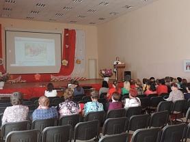 Межрайонное интегрированное секционное заседание учителей биологии, географии, экологии ОУ Большеберезниковского и Чамзинского районов