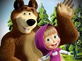 Как Маша Медведя перехитрила