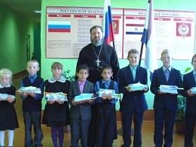 Благотворительность Сабаевской Крестовоздвиженской церкви