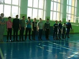 Школьный волейбол