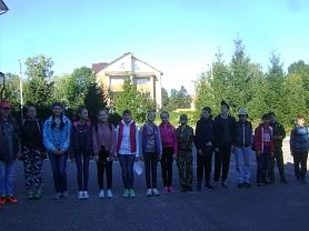 Экологическая экскурсия 7А класс