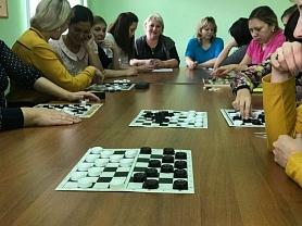 «Шахматно-шашечный турнир»